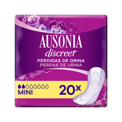ausonia-discreet-mini-20-uds