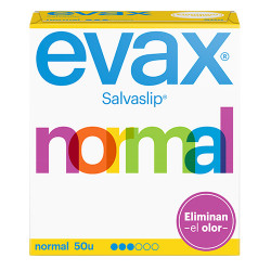 Comprar Evax Salvaslip Normal 50 unidades