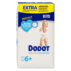 dodot-sensitive-talla-6-14kg-44-unidades