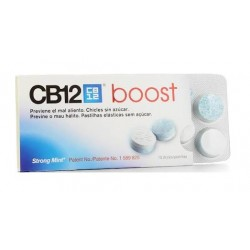 Comprar CB12 Boost 10 chicles
