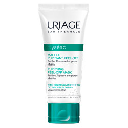 Comprar Uriage Hyséac Mascarilla Purificante Peel-Off 50ml