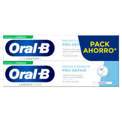 Comprar Oral B Pro Repair Original Encías y Esmalte Pasta Dental Duplo 2x100ml