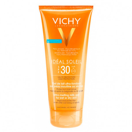 Vichy Ideal Soleil SPF30 Leche Gel Ultra-fundente 200ml