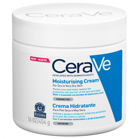 CeraVe Crema Hidratante Familiar 454ml