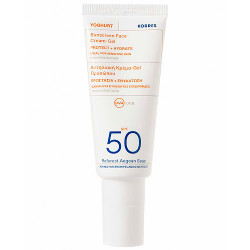 Comprar Korres Yogur Facial Gel Crema SPF50 40ml