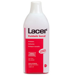 Comprar Lacer Colutorio Sin Alcohol 1000ml