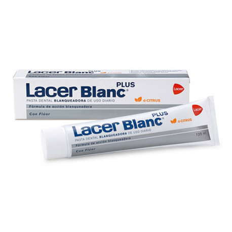 Lacer Blanc Plus Blanqueadora Citrus 125ml