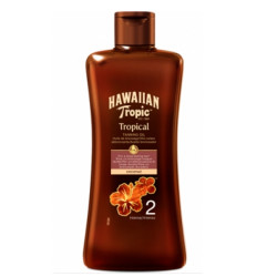 Comprar Hawaiian Tropic Aceite SPF2 200ml