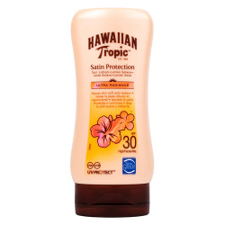 Comprar Hawaiian Tropic Loción Satin SPF30 180ml