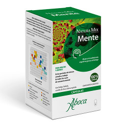 Comprar Aboca Natura Mix Advanced Mente 50 Cápsulas