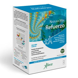 Comprar Aboca Natura Mix Advanced Refuerzo 20 Sobres Granulado