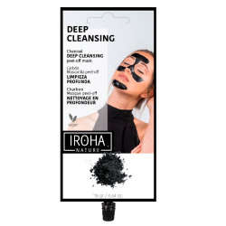 Comprar Iroha Nature Charcoal Deep Cleansing Peel Off Mask 18gr
