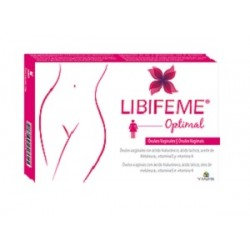 Libiferme Optimal Óvulos Vaginales 5 uds