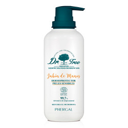 Comprar Dr. Tree Jabón de Manos Eco Pieles Sensibles 400ml