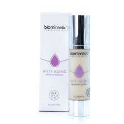 Comprar Biomimetic Dermocosmetics Advanced Treatment Anti Aging 50ml