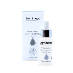 Comprar Biomimetic Dermocosmetics Pre Base Treatment Whitening 30ml