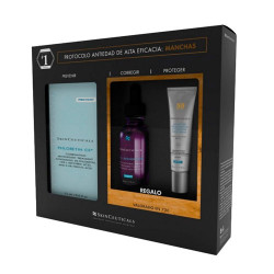 Comprar SkinCeuticals Cofre Sérum Phloretin CF 30ml + H.A. Intensifier 15ml + Advanced Brightening SPF50 15ml