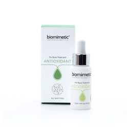 Comprar Biomimetic Dermocosmetics Pre Base Treatment Antioxidant 30ml