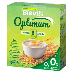 Comprar Blevit Plus Optimum 8 Cereales +6m 400gr