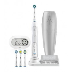 Comprar Oral B Cepillo Eléctrico White 6000 Smart Series Bluetooth