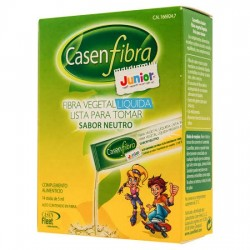 Comprar CasenFibra Junior Fibra Vegetal Líquida Sabor Neutro 14 sticks