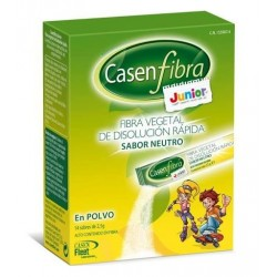 Comprar CasenFibra Junior Fibra Vegetal Polvo Sabor Neutro 14 sticks