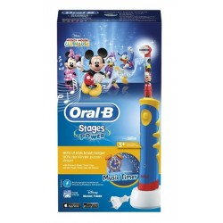 Comprar Oral B Cepillo Eléctrico Infantil Stages Power Mickey