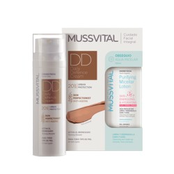 Comprar Mussvital DD Cream 50 ml + Agua Micelar 100ml de regalo