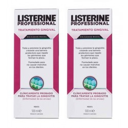 Comprar Listerine Professional Gingival 2 x 500ml