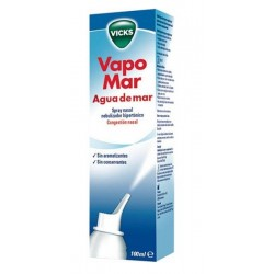 Comprar Vicks Vapomar Agua de Mar Spray Hipertónico 100ml.