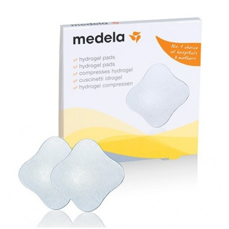 Medela Parches de Hidrogel 4 uds