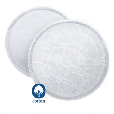 Philips Avent 6 Discos Absorbentes Lavables