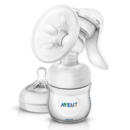 Avent Extractor Leche Manual Natural