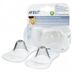 Comprar Philips Avent Pezonera Silicona Standard 2uds