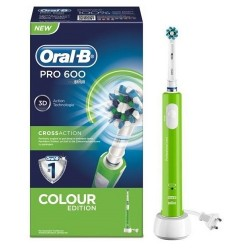 Comprar Cepillo Eléctrico Oral B Pro 600 Cross Action