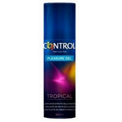 Comprar Control Lubricante Tropical 50ml