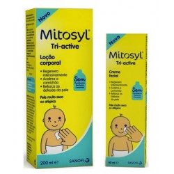 Comprar Mitosyl Triactive Pack Emoliente Corporal 200ml + Facial 50ml