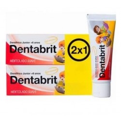 Comprar Dentabrit Junior 2 x 50ml