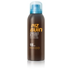 Comprar Piz Buin Protect & Cool Mousse SPF 15 150ml