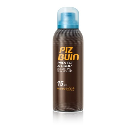 Piz Buin Protect & Cool Mousse SPF 15  150ml