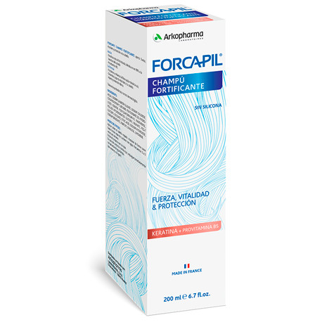 Forcapil Champú Fortificante 200ml