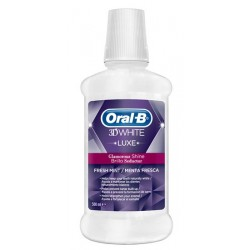 Comprar Oral B 3D White Luxe Enjuague 500ml
