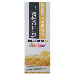 Comprar Farmavital Junior Jalea Real + Própolis 150ml