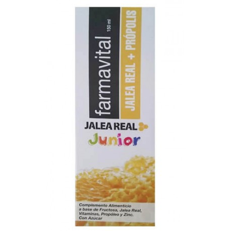 Farmavital Junior Jalea Real + Própolis 150ml
