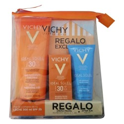 Vichy Ideal Soleil Leche SPF30 300ml + Regalo Exclusivo