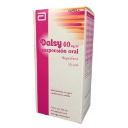 Comprar Dalsy 40 mg  Jarabe 150 ml