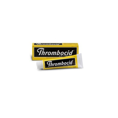 THROMBOCID (1 MG/G POMADA 1 TUBO 30 G)