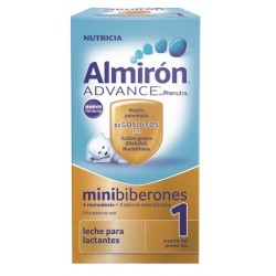 Comprar Almirón Advance 1 Minibiberones 4 x 70ml