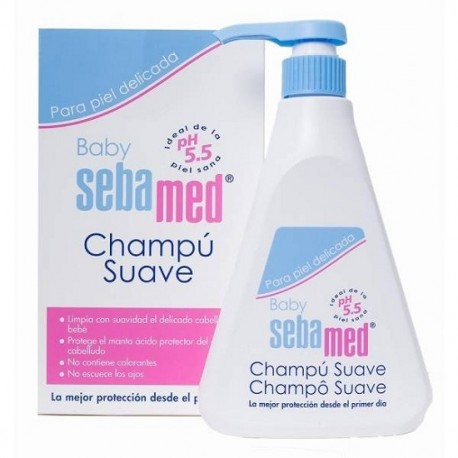 Sebamed Baby Champú Suave 500ml