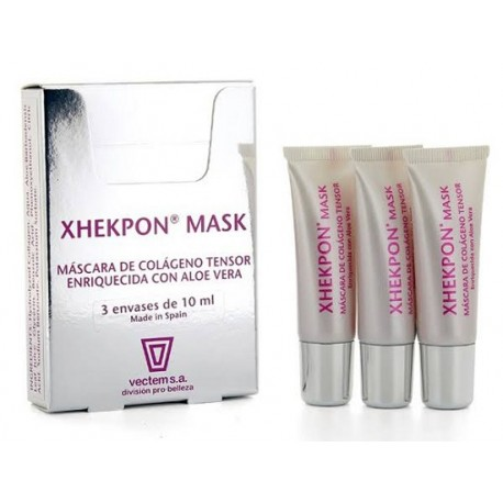 Xhekpon Mask 3 Ampollas x 10ml